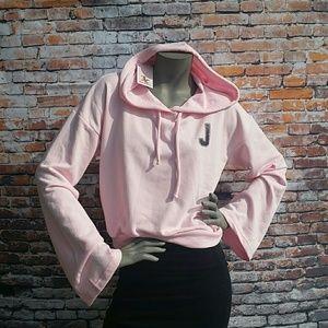 JUICY COUTURE sweatshirt....soft pink